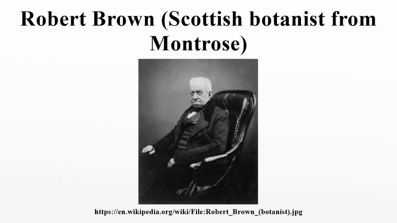 robert brown us army