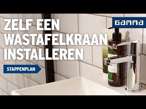 Wastafel Sifon Monteren : Wastafel sifon geberit sifon voor gootsteen met slangtule