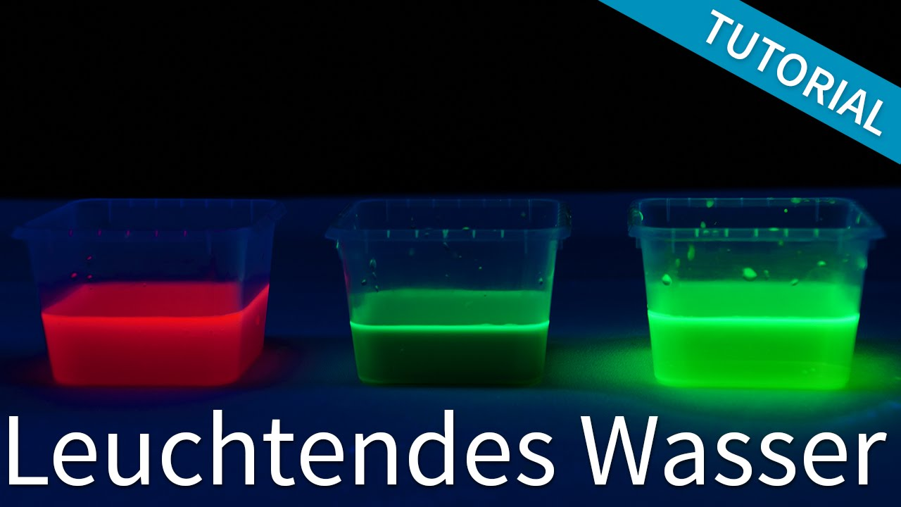 leuchtendes wasser selber machen uv licht heimexperiment by incredible experiments youtube. Black Bedroom Furniture Sets. Home Design Ideas
