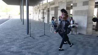 2016.4.17 島根県松江市 松江市総合体育館リニューアルイベントにてフラ...