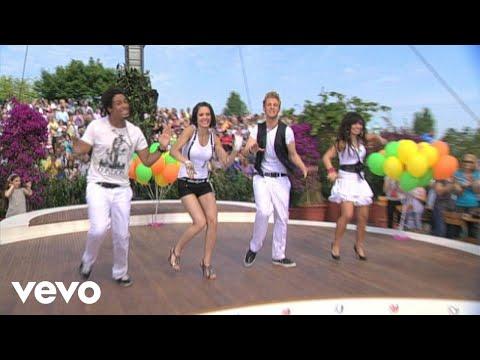 Cherona - Rigga-Ding-Dong-Song (ZDF-Fernsehgarten 14.6.2009) (VOD)