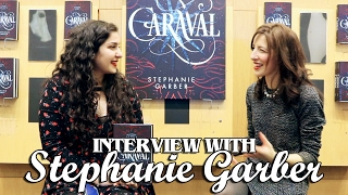 INTERVIEW WITH STEPHANIE GARBER!