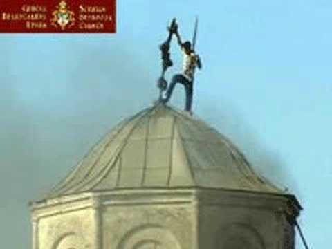 James Jatras: Muslim Extermination Of Kosovo Christians 1/3
