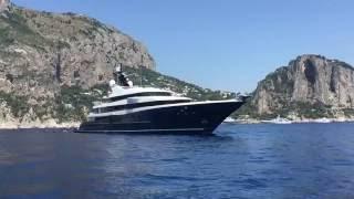 Motor yacht Phoenix 2, build by Lurssen Yachts