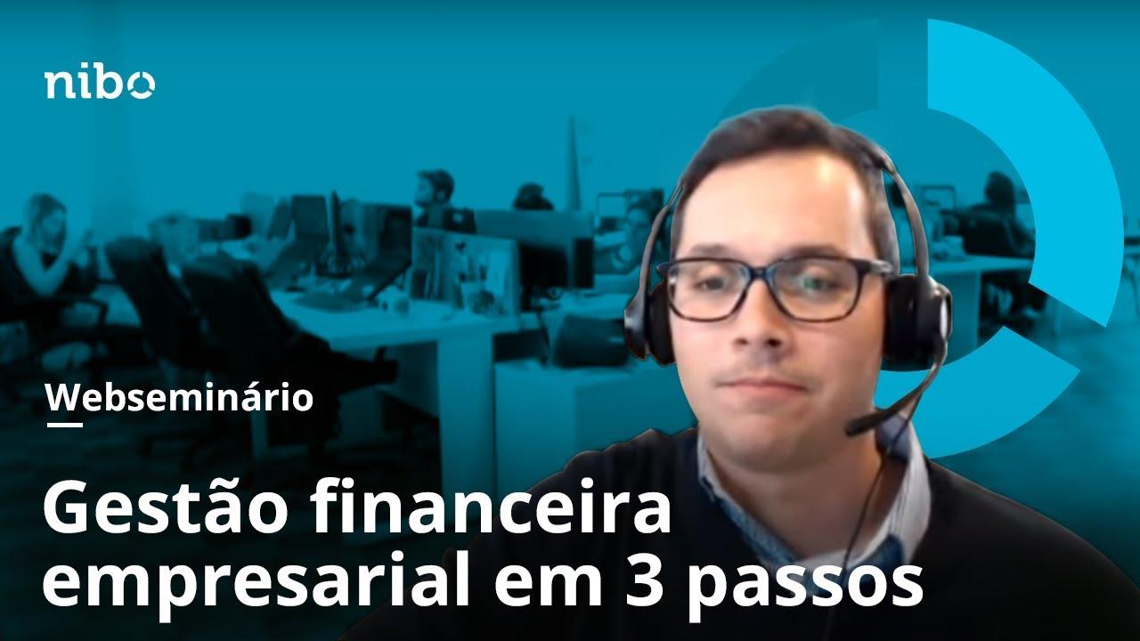 Download Gestão financeira empresarial em 3 passos - Nibo