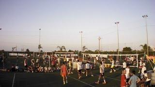 01-08-2015: In volo sulla Notte Bianca del Volley