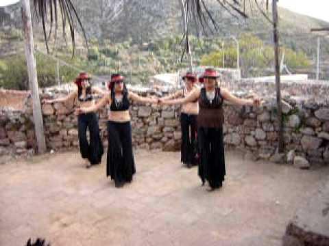 Dunya Tribal en Cerro de San Pedro 5