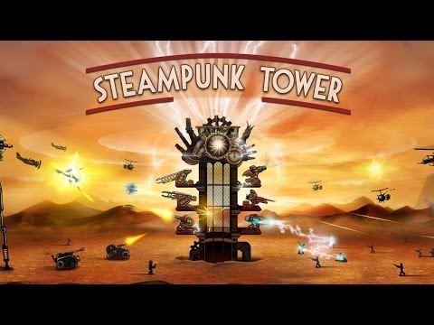 Steampunk Tower - Google Play trailer