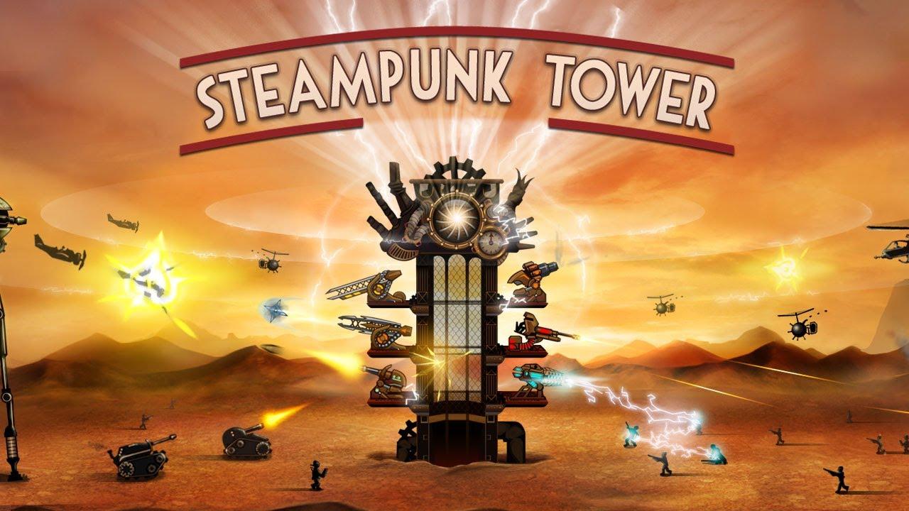 Steampunk Tower - Google Play trailer
