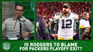 Aaron Rodgers is running out of time I Pick Six Podcast thumbnail