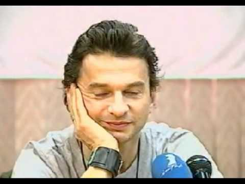 Dave Gahan interview (2003)