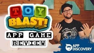 Toy Blast App Game Review: Is it a blast or not?