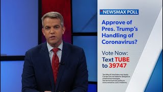 Newsmax Poll: Approve of President Trump's Handling of Coronavirus?