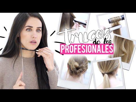 10 trucos de cabello de los profesionales que sí funcionan | patry