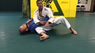 Sneaky Armbar from Side Control