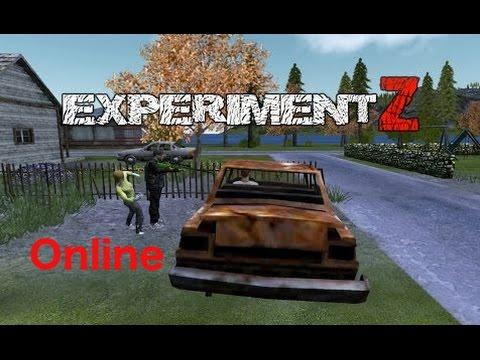 ExperimentZ Online #001 Die spinnen die Zombies iOS Gameplay