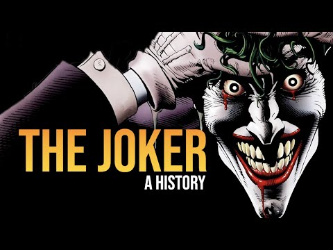 The Josh Odson Show - The History of The Joker