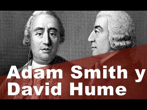Adam Smith, Antecedentes: David Hume