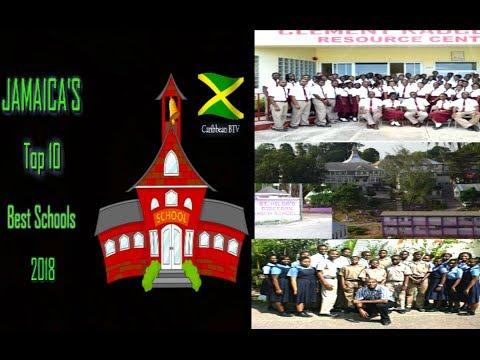 BEST HIGH SCHOOLS IN JAMAICA (2018)