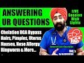 Q&A #7. Chelation BCA Bypass, Hairs, Pimples, Uterus, Nausea, Nose allergy, Ringworm | Dr.Education