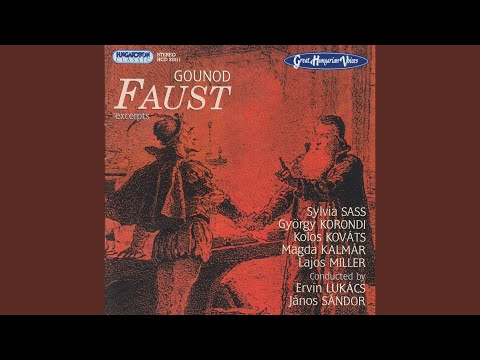 Faust: Soldier's Chorus, 4th Act
