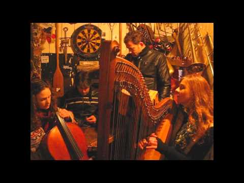 Winter Wonderband - Soulcake- Real Abouche - Songs From The Shed Session