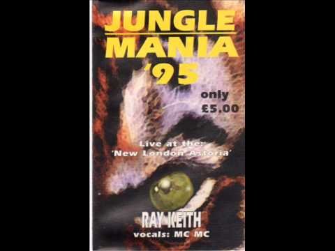 Dj Ray Keith @ Jungle Mania 95