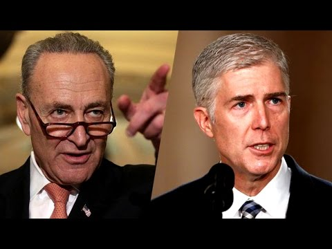Democratic Party Filibuster of Neil Gorsuch