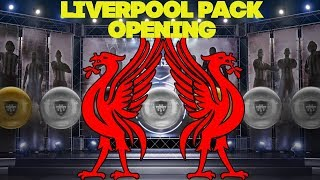PES | Liverpool mini pack opening