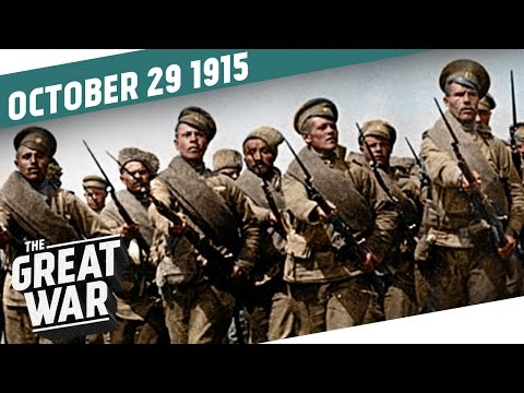 Russia Stems The Tide - Winter Is Coming I THE GREAT WAR Week 66