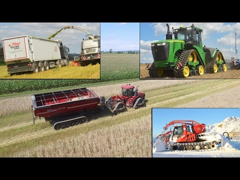 BEST-OF 2k16 by Agropix // Farming in France, Canada and Germany