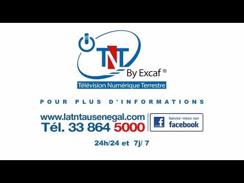 EXCAF TELECOM : Une délégation de l'UIT aux installations de la TNT