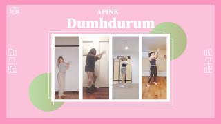 Apink (에이핑크) - Dumhdurum (덤더럼) | Virtual Dance Cover by miXx…