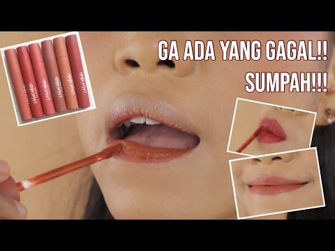 (swatches-warna-baru)-wardah-velvet-lip-mousse-new-shades~