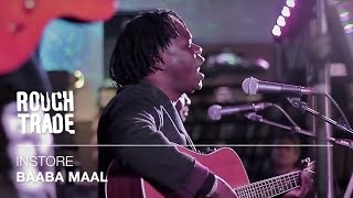 Baaba Maal - Kalaajo | Instore at Rough Trade East, London