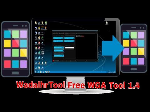 WadalhrTool Free WGA Tool 1.4  2019