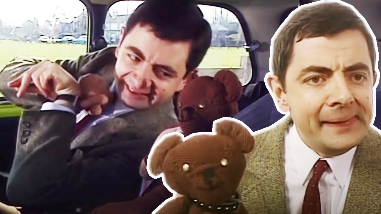 Scaring the SHEEP 🐑 | Funny Clips | Mr Bean Official