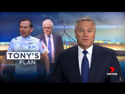 Seven + Nine News. People Want Tony Abbott Back As Prime Minister.