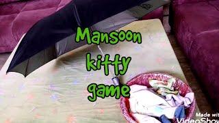 One minute #fun game for #kittyparty//#Mansoon theme//आओ कपड़े सुखायें ।