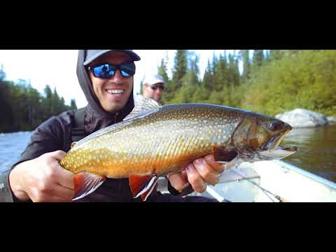 'The Grand Slam' - Manitoba Fly-In Fishing At Bolton Lake Lodge