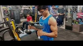 Gym Motivation |Gold's Gym Kanpur|