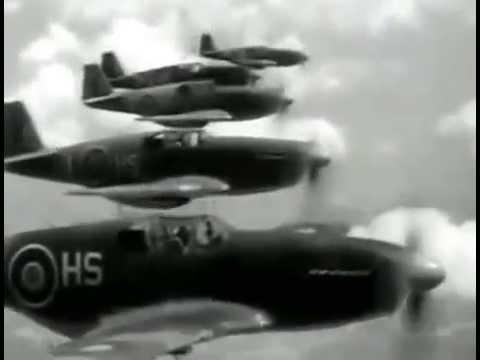 RAF No 260 Sqdn Mustang Italy 44 45