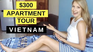 Apartment Tour VIETNAM 2019 | How to find an apartment, Da Nang