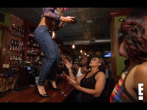 Total Divas Season 4, Episode 8 Clip: Natalya lets loose