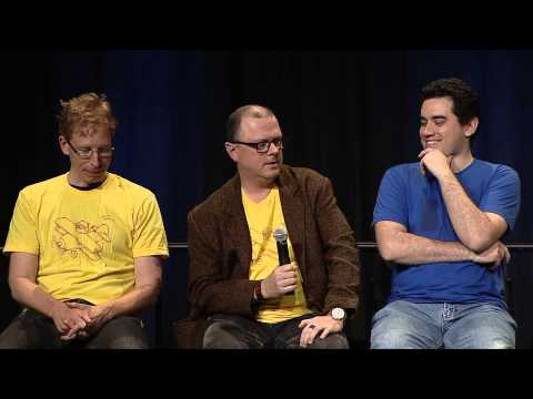 Google I/O 2013 - Fireside Chat with the Go Team