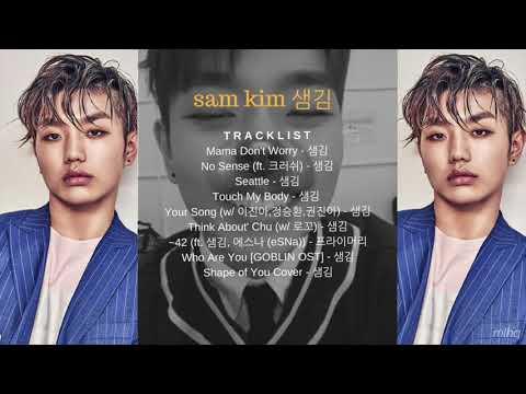 sam kim (샘김) / artist playlist