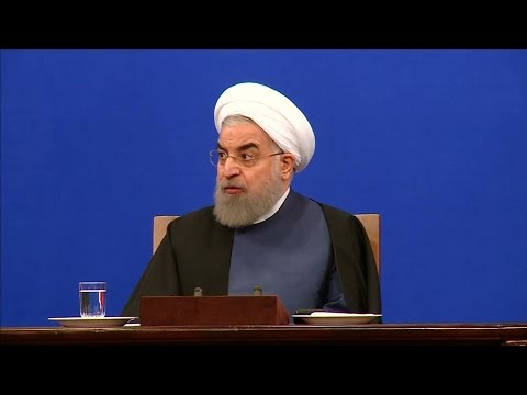 Iran's Rouhani condemns U.S. attack on Syria