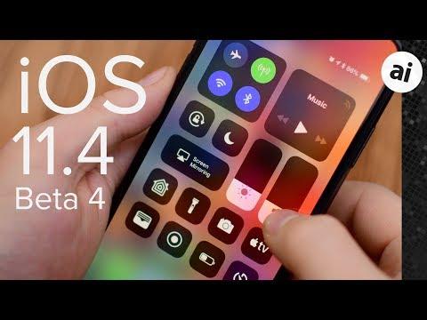 What's New in iOS 11.4 Beta 4: Volume Icon Lag & Performance Improvements