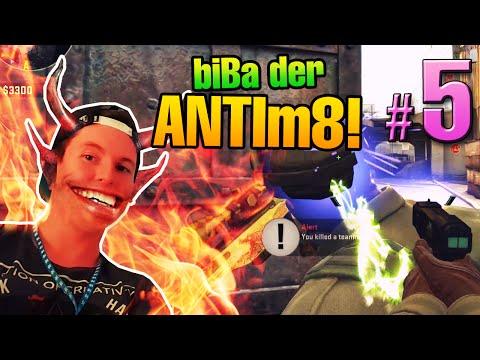 CS:GO biBa der Antim8 #5 - MLG TK VACshot?!
