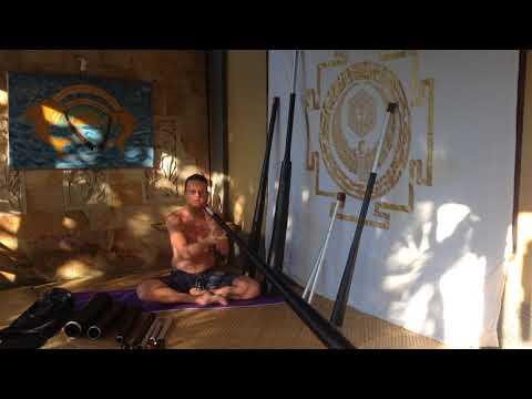 Didgeridoo : Sound Healing - Dr Didge Travel Doo Pro